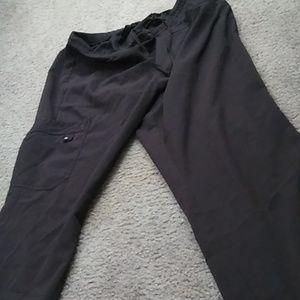 Women's pants scrubs